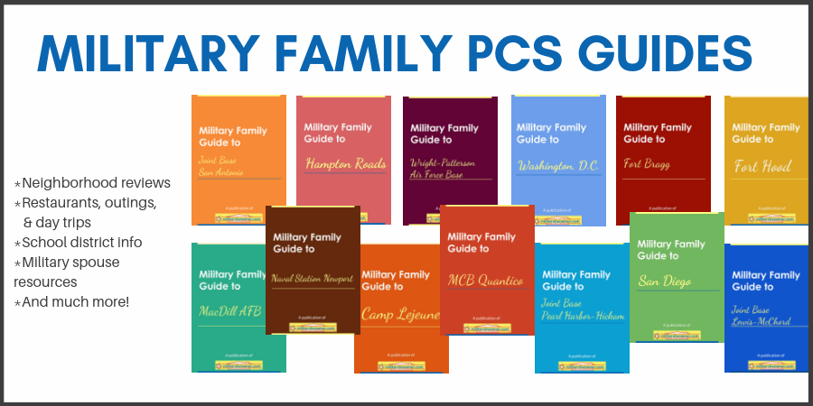 Military Family PCS Guides