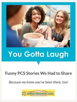 Funny PCS Stories cover