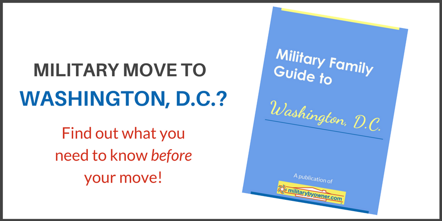 Military Family Guide to Washington, D.C.