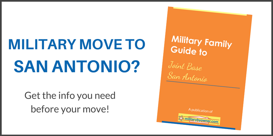 Military Move JBSA Ebook