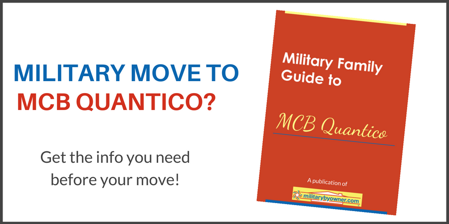 Military Family Guide to MCB Quantico Virginia