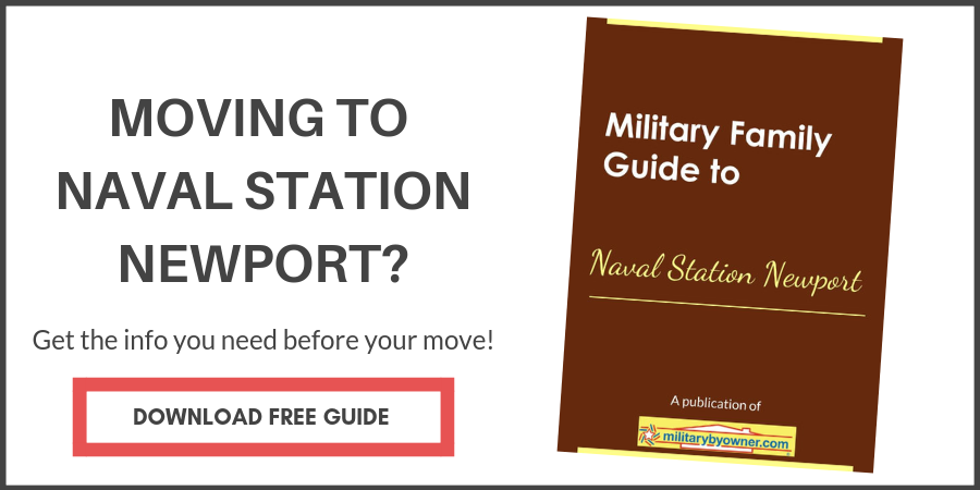 Military Family Guide to Naval Station Newport